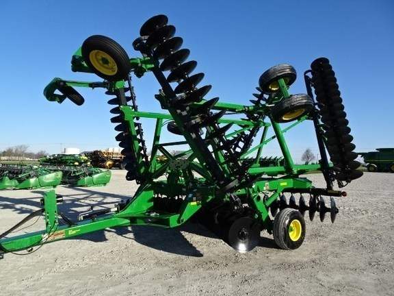 2012 John Deere 2623 Disk Harrow For Sale