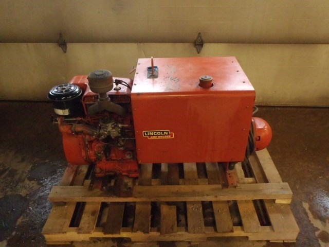 Lincoln 225 Welder For Sale