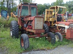 Tractor For Sale 1967 IH 706 , 67 HP