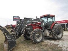 Tractor For Sale 1998 Case IH MX170 , 150 HP