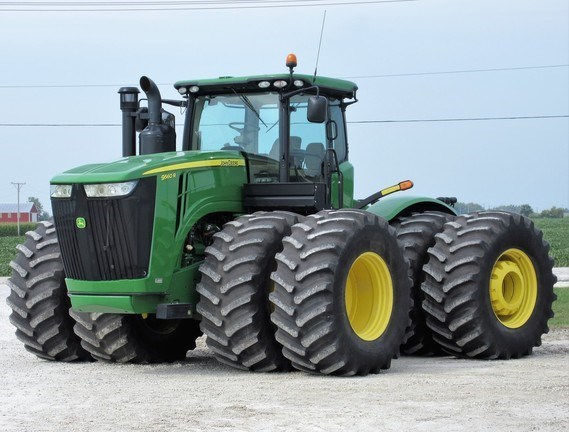 2013 John Deere 9560R Tractor For Sale