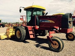 Windrower-Self Propelled For Sale:  2008 New Holland H8060