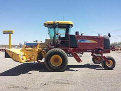 Windrower-Self Propelled For Sale:  2009 New Holland H8060