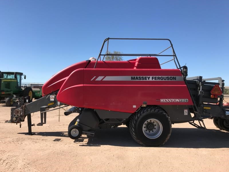 2012 Massey Ferguson 2170 Baler-Big Square For Sale