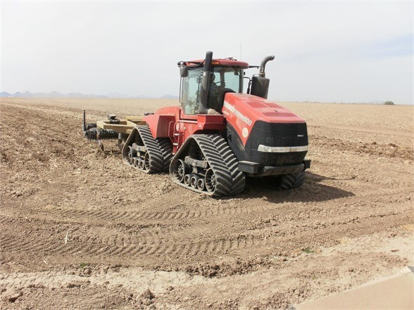 2011 Case IH STEIGER 600 QUADTRAC Tractor For Sale