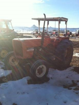 Allis Chalmers 5050 Tractor For Sale