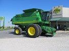 Combine For Sale:  2010 John Deere 9870 STS