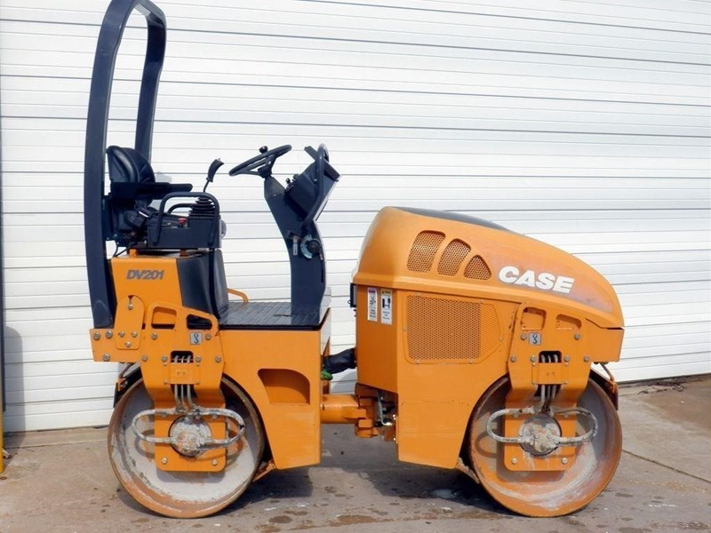 2006 Case DV201 Compactor-Asphalt For Sale