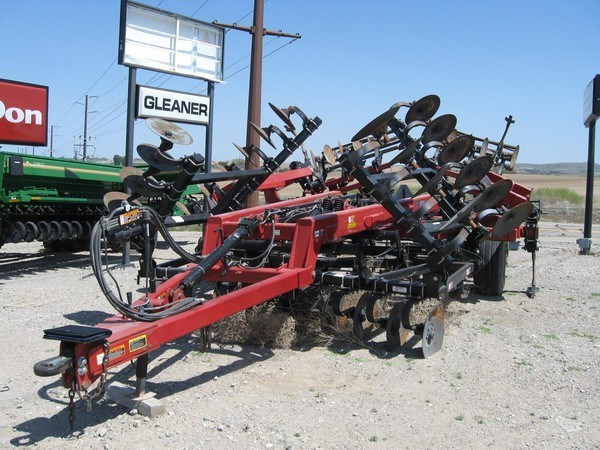 2010 Case IH ECOLO-TIGER 870 Disk Ripper For Sale