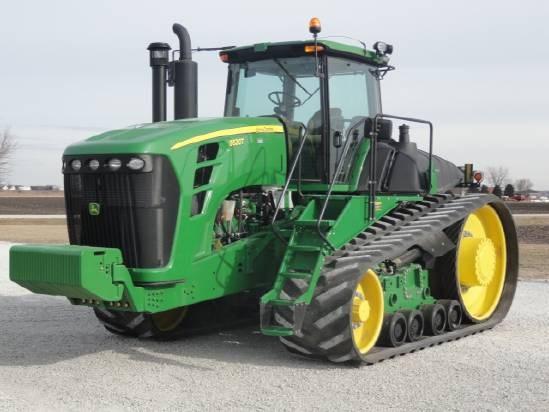 2010 John Deere 9530T Tractor For Sale