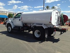 Water Truck :  2012 Ford F750