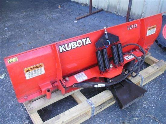 Kubota L2172 Attachment For Sale