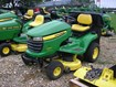 Riding Mower For Sale:  2007 John Deere X304