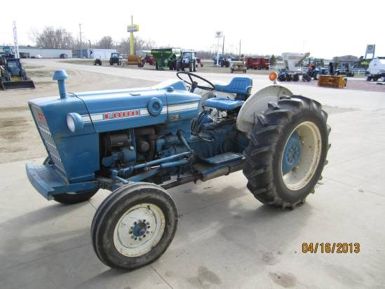 1972 Ford 5000 Tractor Parts : Ford tractor parts autos we