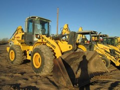 Wheel Loader  2010 New Holland W190B , 205 HP