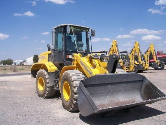 2011 New Holland W130B Wheel Loader