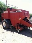 Baler-Big Square For Sale:  1991 Hesston 4900