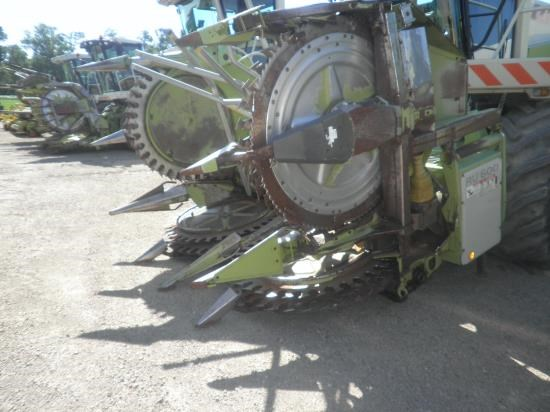 2001 Claas RU600 Forage Head-Row Crop For Sale