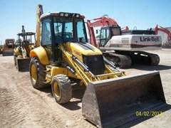 Loader Backhoe  2011 New Holland B95B , 95 HP