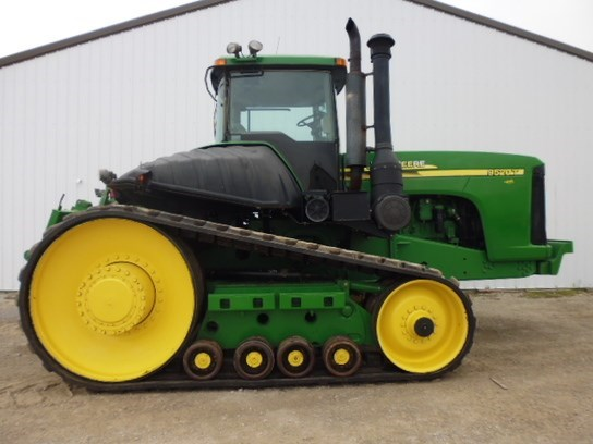 2003 John Deere 9520T Tractor - Track For Sale