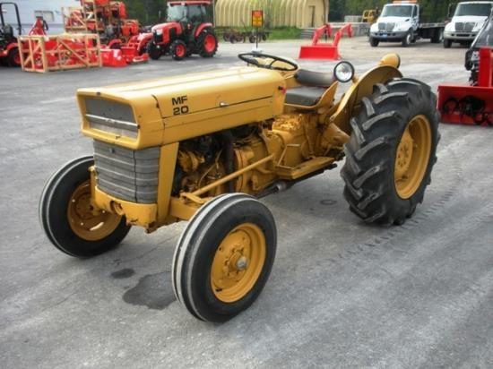 Massey Ferguson 20 Tractor For Sale