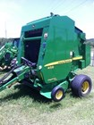 Baler-Round For Sale:  2011 John Deere 458