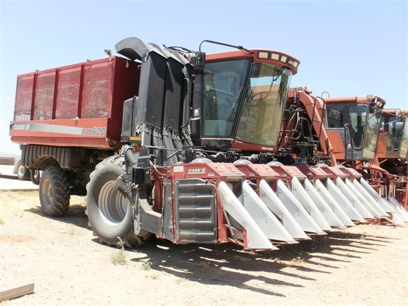 2005 Case IH CPX620 Cotton Picker