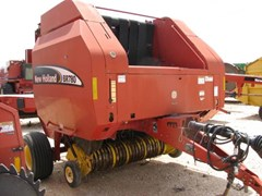 Baler-Round For Sale:  2004 New Holland BR780