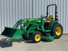Tractor For Sale 2012 John Deere 3320 , 33 HP