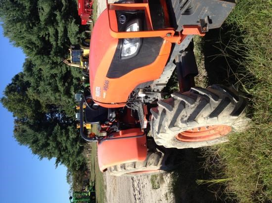 2008 Kubota M9540 Tractor For Sale