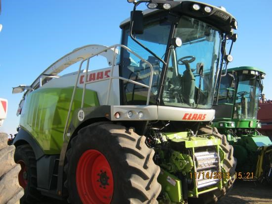 2009 Claas 980 Forage Harvester-Self Propelled For Sale