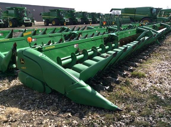 2012 John Deere 618C Header-Corn For Sale