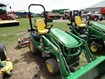 Tractor For Sale:  2011 John Deere 1026R , 26 HP