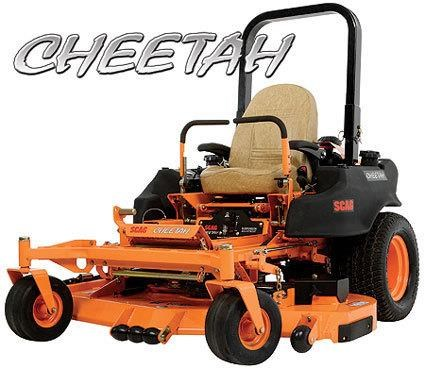 2013 Scag CHEETAH Riding Mower For Sale