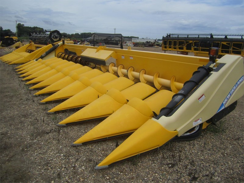 2011 New Holland 99C Header-Row Crop For Sale