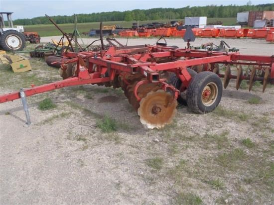 Massey Ferguson 620 Disk Harrow For Sale