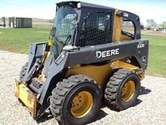 Skid Steer For Sale:  2013 John Deere 332E