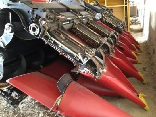 2013 Geringhoff NORTHSTAR 1238 Header-Row Crop