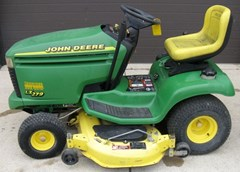 Riding Mower For Sale 2001 John Deere LX279 , 17 HP