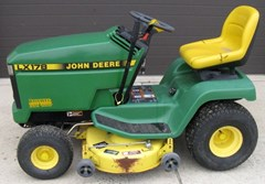 Riding Mower For Sale 1996 John Deere LX178 , 15 HP