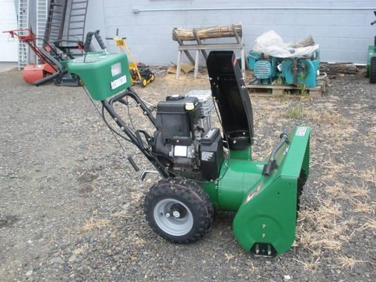 Frontier ST1028 Snow Blower For Sale