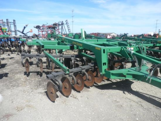 2008 John Deere 2700 9S24 Sub Soiler For Sale