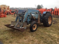Tractor For Sale Long 560 , 60 HP