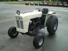 Tractor For Sale:   Satoh S650G