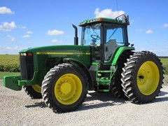 Tractor For Sale 1997 John Deere 8300 , 200 HP