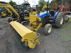 Tractor :  2002 New Holland TN65 , 53 HP