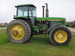 Tractor For Sale 1989 John Deere 4955 , 200 HP
