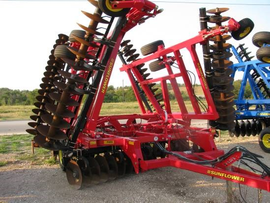 2011 Sunflower 1435-36 Disk Harrow For Sale