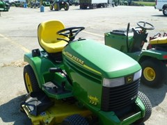 Riding Mower For Sale 2001 John Deere 325 , 18 HP