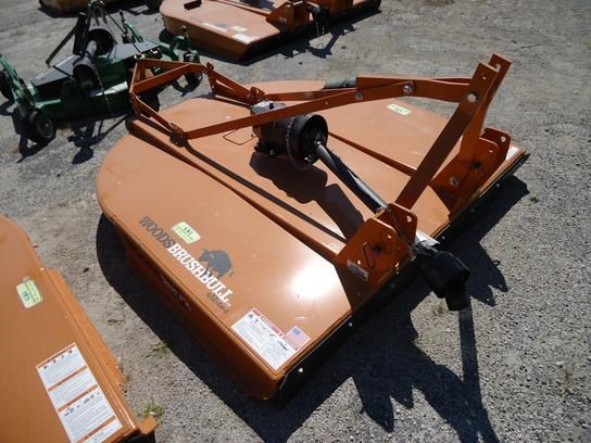 2012 Woods BB72X Rotary Cutter For Sale